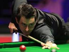 Ronnie O'Sullivan cruises into Masters quarter-finals with win over Stuart Bingham