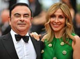 Carlos Ghosn is suffering 'harsh treatment' in a 'draconian' Japanese jail, says wife