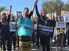 the organizers of the google walkout are calling on the tech industry to end forced arbitration employment agreements completely (goog, googl, fb)