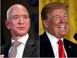 trump invented a new nickname for jeff bezos in a tweet mocking his divorce