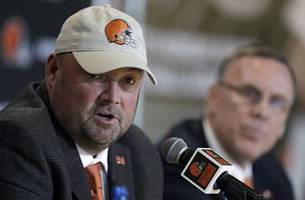Kitchens believes Browns made right choice in coaching hire