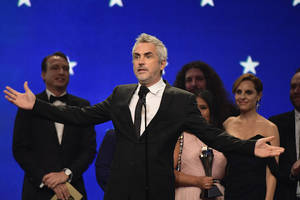 Critics' Choice Awards 2019 Winners List: 'Roma' Takes Best Picture
