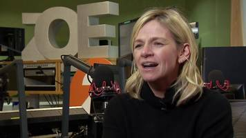 zoe ball reflects on her first bbc radio 2 breakfast show