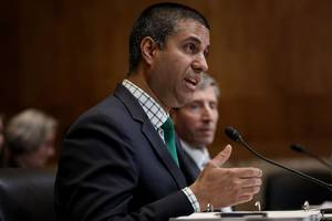 Ajit Pai locks horns with Congress over location-tracking report