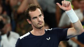 andy murray bows out of australian open after defeat by roberto bautista agut