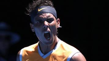 australian open 2019: rafael nadal & kevin anderson into second round