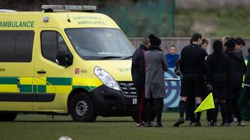 Charlton Athletic Women v Manchester United: Charlotte Kerr leaves hospital