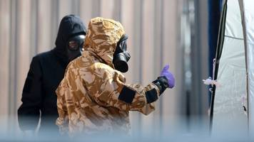 chemical weapons watchdog to ban novichok nerve agents
