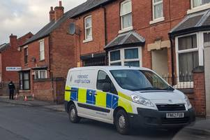 Shot fired at front door in town where police are urging people not to take law into own hands