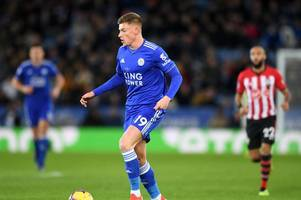 harvey barnes reveals when he found out about leicester city recall