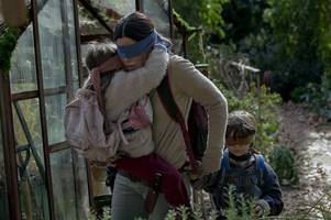 police urge - 'don't do bird box challenge on railway' amid tragedy fears