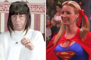 i'm regina phalange! - woman uses friends character phoebe's alter-ego to try and get out of paying litter fine