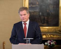interview: china's development offers finland more opportunities: niinisto