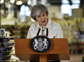 may: no brexit more likely than no deal