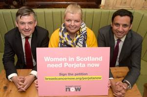 miracle life-extending breast cancer drug approved for nhs after daily record campaign