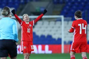 jess fishlock and loren dykes back with wales women for italy friendly