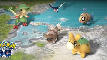 pokémon go's new event is all about hoenn pokémon