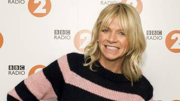 zoe ball earns respect with new bbc radio 2 breakfast show