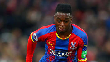 Crystal Palace's Aaron Wan-Bissaka Reveals Childhood Idol & Team He Supported Growing Up