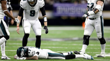 eagles' alshon jeffery on late drop: 'i'll take that loss. it's on me'