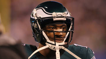 lane johnson: eagles wr alshon jeffery played through loss with broken ribs