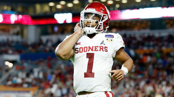 Oakland A's No. 9 Pick Kyler Murray Declares for NFL Draft