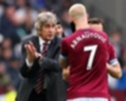 west ham must let 'problem' arnautovic go, says wright