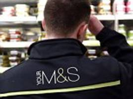 m&s puts more than 1000 jobs at risk as it unveils the 17 stores that will close next