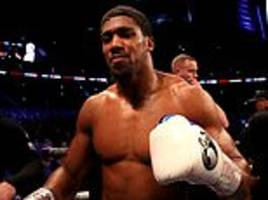 bob arum says joshua must fight in the us before being considered the world's best heavyweight