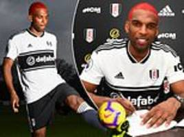 Fulham sign former Liverpool forward Ryan Babel from Besiktas until the end of the season