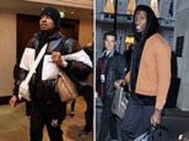 Washington Wizards arrive at London hotel ahead of NBA Global Game