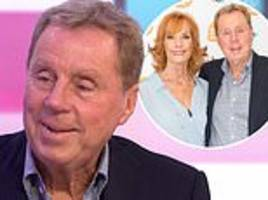 harry redknapp reveals he surprised wife sandra with a romantic ring in a cracker for christmas