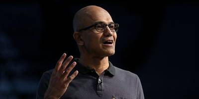 microsoft ceo satya nadella describes two new kinds of software that are going to change everything for businesses (msft)