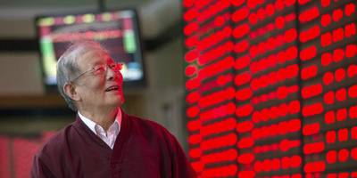 global markets bounce as china pledges support for its stuttering economy