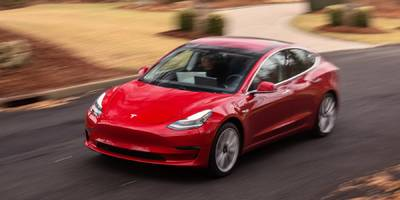tesla will give you a free model 3 if you can hack its computer system (tsla)