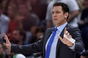skip bayless and shannon sharpe weigh in on luke walton's future as the lakers head coach