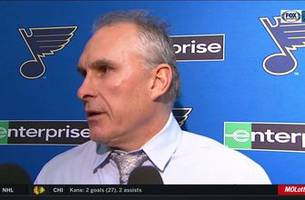 Berube happy to have Allen and Binnington playing well: 'You need two goalies going'