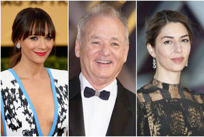 rashida jones and bill murray to star in sofia coppola's 'on the rocks' for apple and a24