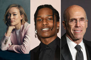 sxsw 2019: olivia wilde, a$ap rocky and jeffrey katzenberg among featured and keynote speakers