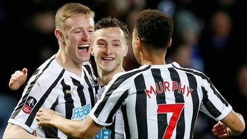 newcastle beat blackburn after two extra-time goals