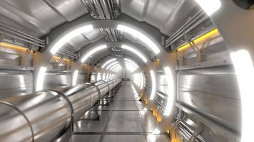 Cern plans even larger hadron collider for physics search