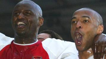 henry v vieira: which pl winners have gone on to manage?