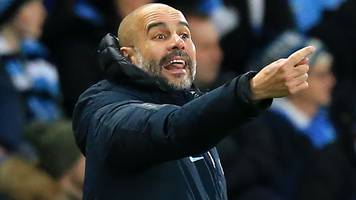 manchester city: pep guardiola tells players to 'forget about liverpool's calendar'