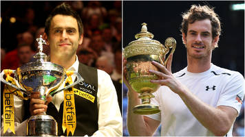 Ronnie O'Sullivan praises Andy Murray after retirement plans