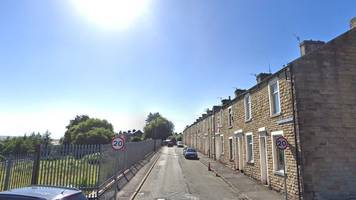 murder investigation into 'suspicious' burnley house death