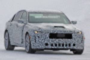 Future Cadillac V-Series sedan to have blown V-8, sound like a monster