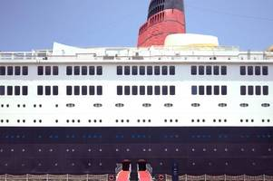 5 things you learn at 'butler school' on board the qe2