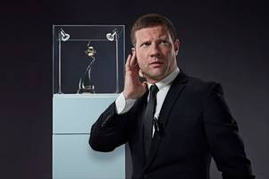 dermot o'leary says 'may as well chuck in towel' if ant and dec win tv award this year