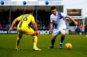 west ham, crystal palace and millwall targeting bristol rovers defender - reports