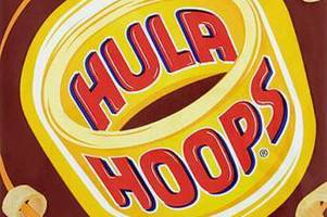 the biggest hula hoop crisp in the universe has just been found by a gloucestershire youtube explorer
